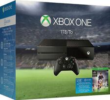 Microsoft Xbox One FIFA 16 Bundle 1TB Black Console