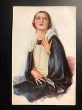 1931 Risti Estonia Picture Postcard cover to Aegviidu Estonian Lady