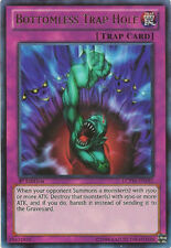 Bottomless Trap Hole - LCYW-EN181 - Ultra Rare - Unlimited Edition x1