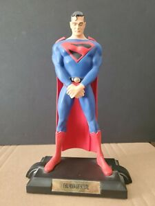 DC 2001 Man of Steel Direct Superman Alex Ross Kingdom Come Statue