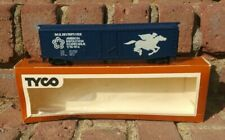Rare *Tyco* Official 1976 Logo * PAUL REVERE'S RIDE * 50' Reefer HO Train Boxcar