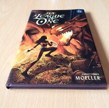 """JLA : A League Of One"" graphic novel hardcover (DC Comics)"