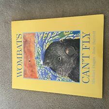 MICHAEL DUGAN. WOMBAT'S CAN'T FLY. 0091829380
