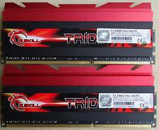 G.SKILL 8 GB (2 Stück je 4 GB) PC3-19200 DDR3-2400 DDR3 SDRAM 2400 Mhz