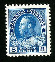 Canada Stamps # 115 Superb OG NH
