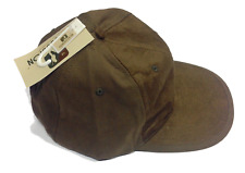 Percussion Hunting Cap Hat Brown Country Hunting/Shooting/Fishing