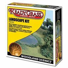 Woodland Scenics LANDSCAPE Kit New