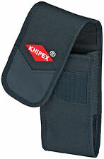 Knipex 00 19 72 LE Twin 160mm Plier Side Cutter Tool Holder Belt Pouch - 77 017