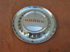 "1953 Dodge Coronet Meadowbrook NOS MoPar 15"" Louvre WHEEL COVER HUBCAP #1533285"