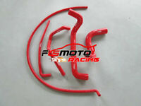 RED For HOLDEN COMMODORE VZ STATESMAN V8 5.7L Radiator Silicone Hose Kit