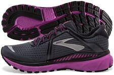 Brooks Adrenaline GTS 20 Womens Shoe Ebony/Black/Hollyhock many sizes New In Box