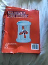 Football Inflatable Beer Bucket