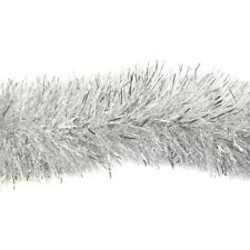 2m (6.5 Ft) Luxury Holographic Thick Tinsel Christmas Tree Decoration garland