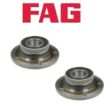 For BMW E36 E46 E85 E86 Set of 2 Front Wheel Hub w/ Bearing OEM FAG 31226757024