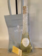 "Lollia ""At Last� Bubble Bath. Carrying Bag & Perfume Sample"