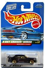 1999 Hot Wheels #945 X-Ray Cruiser Series Mercedes C-Class