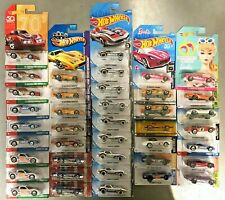 LOT of 40 HOT WHEELS Chevy Corvette Greenwood Stingray Barbie Treasure Hunt