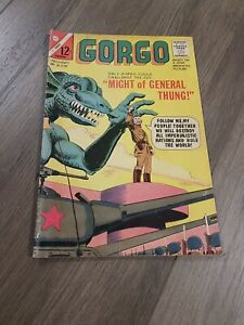 Gorgo # 22 Might Of General Thung