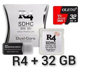 R4 Card 2021 Dual Core PLUS 32 GB Memory Card