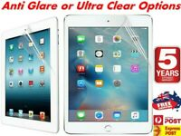 Anti Glare / Clear Screen Protector For Apple iPad 2 3 4 Mini 2 3 4 Air 1 2 Pro