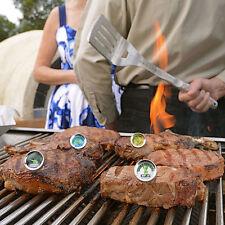 Man Law BBQ Steak Temperature Gauge Thermometer, Glow In The Dark  MAN-T343BBQ