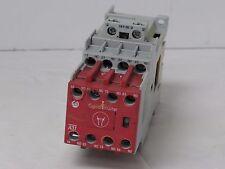 ALLEN-BRADLEY 700S-CF620DJC SER.A GUARDMASTER SAFETY RELAY
