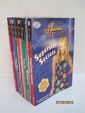 Hannah Montana Lot of 8 Paperbacks