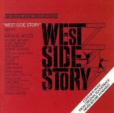 West Side Story - Various Artists (2004, CD NEU) Remastered