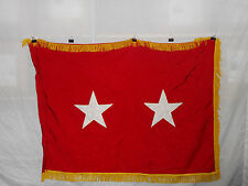 flag611 Us Army 2 Star Major General Service Flag
