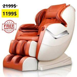 LUXURY BRAND NEW Lowest Price Zero Gravity Massage Chair Recliner w/Heat &Music