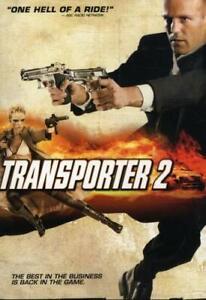 Like New WS DVD Transporter 2 Jason Statham Amber Valletta Kate Nauta Matthew