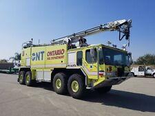 1999 E-One Titan Hpr 8x8 Snozzle Arff Airport Fire Truck