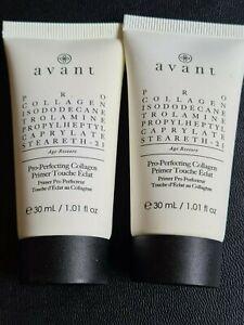 Avant Pro-Perfecting Collagen Primer Touche Eclat 30ml x 2 New & Foil Sealed