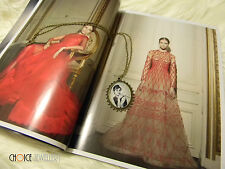 Brass Necklace With Fashion Lady Photo Frame