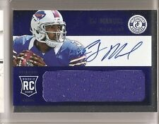 E.J. Manuel 2013 Totally Certified Blue Jersey Autograph RC 54/99 Auto
