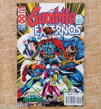 Comic, Gambito y los Externos, nº 1, Marvel Comics, Forum, Fabian Nicieza, 1995