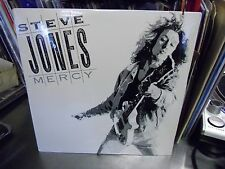 Steve Jones Mercy FROM The Sex Pistols vinyl LP 1987 MCA Records Sealed
