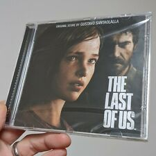 THE LAST OF US Video Game Soundtrack CD (Gustavo Santaolalla) *SEALED* 2013
