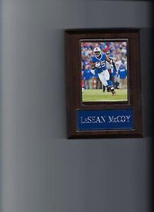 LeSEAN McCOY PLAQUE BUFFALO BILLS FOOTBALL NFL