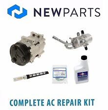 For Ford Focus 2.0L Complete AC A/C Repair Kit w/ NEW Compressor & Clutch