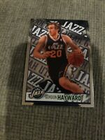 2013-14 Panini Stickers Utah Jazz Basketball Card #247 Gordon Hayward
