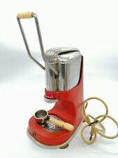 Caravel arrarex macchina del caffè Vintage a leva funzionante modernariato