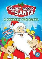 The Secret World of Santa Claus: A Present for Santa (DVD, 2013)