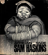 'African Image' by Sam Haskins
