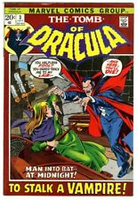 Tomb of Dracula #3 (1972) Fine New Marvel Collection