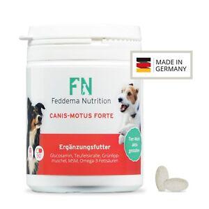 Canis Motus Forte - für Knorpel und Gelenke mit bis zu 3-mal mehr* Glucosamin