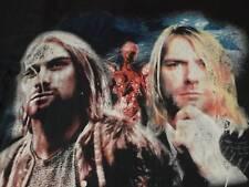 Rare vintage Kurt Cobain Nirvana Bootleg t shirt