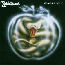 Whitesnake - Come An Get It-Remastered CD Parlophone NEW