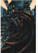 2015 SDCC BATMAN ART PRINT #1 by DAVID FINCH & RICHARD FRIEND -  11x17