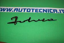 Scritta stemma sigla logo per cruscotto Lancia Fulvia badge cromato coupe'